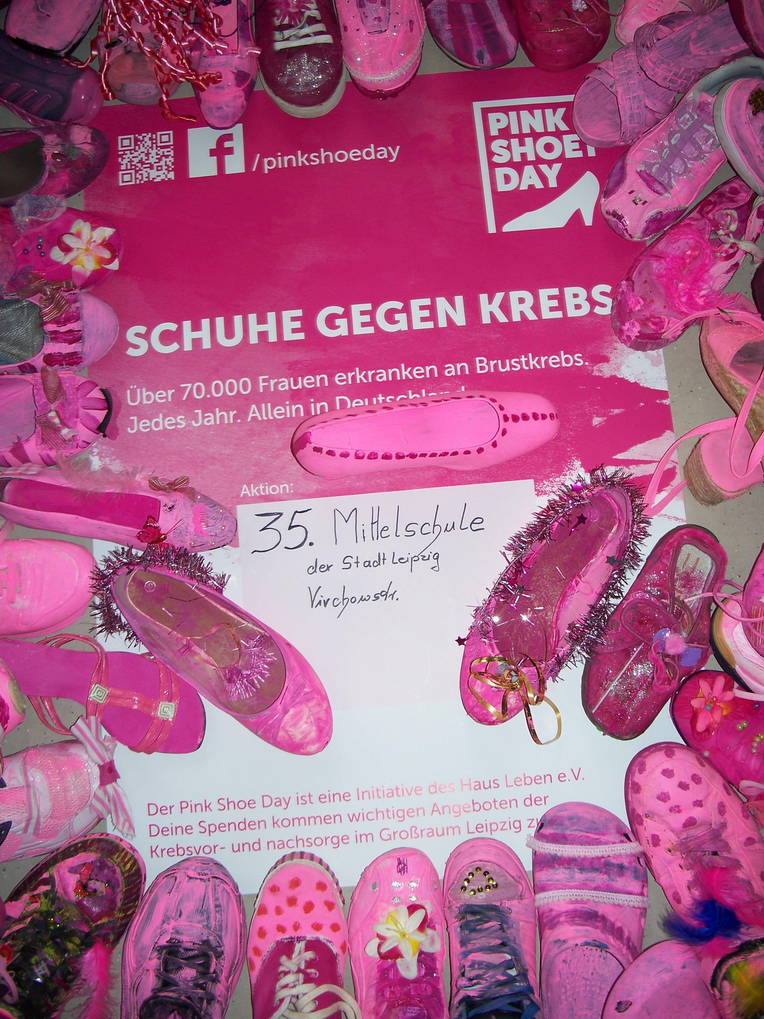 Pink Shoes aus der 35.Schule