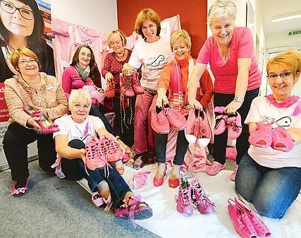 NWZ spricht über Pink Shoe Day